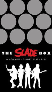 SLADE – THE SLADE BOX (UNION SQUARE MUSIC 2006)