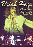 URIAH HEEP – CLASSIC HEEP LIVE FROM THE BYRON ERA (2004)
