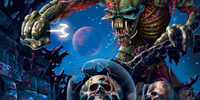 IRON MAIDEN – THE FINAL FRONTIER (EMI 2010)