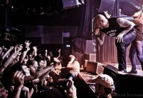 SOILWORK/ALL THAT REMAINS – Helsinki 7.12.2010
