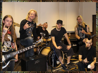Image result for KK DOWNING HOSTILE