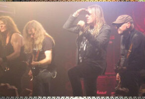 SAXON / ANVIL / CRIMES OF PASSION – Helsinki 4.12.2011