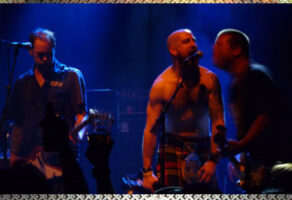 THE REAL MCKENZIES – Helsinki January 2011