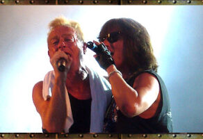 GRAHAM BONNET & JOE LYNN TURNER JURASSIC ROCK – Mikkeli 10.8.2007