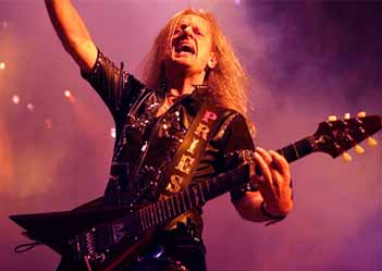 K.K. Downing joins Ross The Boss as Special Guest at Bloodstock Festival!
