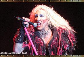 TWISTED SISTER – Helsinki 12.11.2007