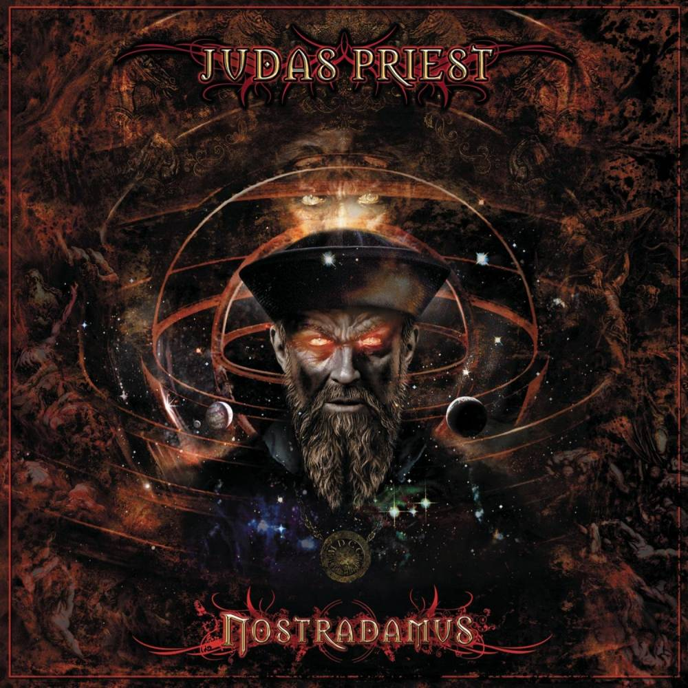 "The Man, The Myth, The Music - Judas Priest's ""Nostradamus"""