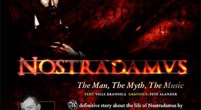 Nostradamus – The Man, The Myth, The Music
