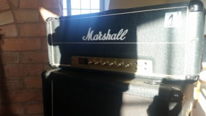 K.K. Marshall amp