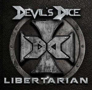 Devil's Dice - Libertarian album cover