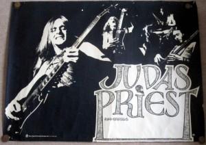 Concert poster, pre-Glenn.
