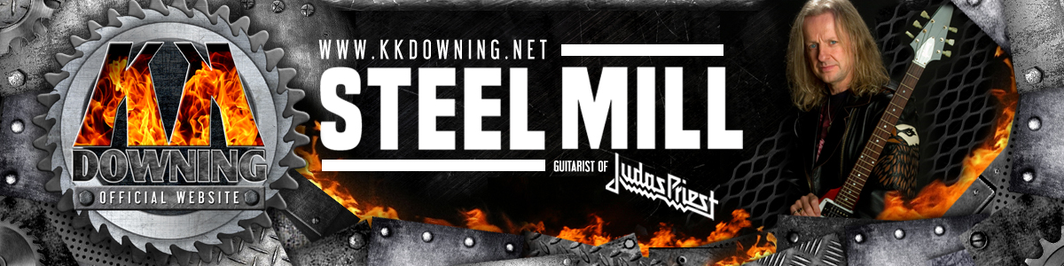 K.K. Downing's Steel Mill