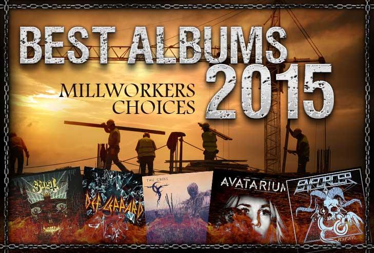Best Albums 2015