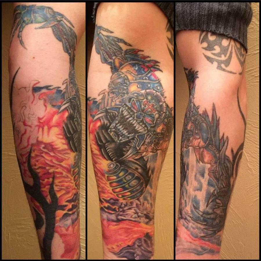 Hostile k k downing steel mill for Painkillers before tattoo