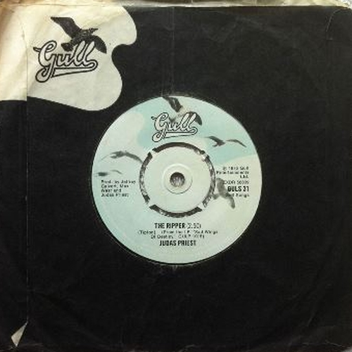 The Ripper / Island Of Domination, 7inch, UK 1976