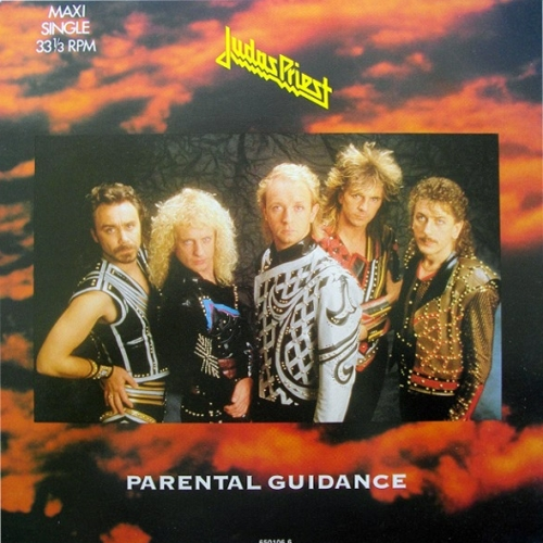 Parental Guidance / Turbo Lover (Hi-Octane Mix), Private Property (live), 12inch