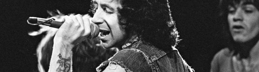 ON A HIGHWAY TO HELL – BON SCOTT 70 Years
