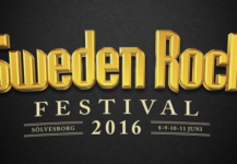 Sweden Rock Festival 2016 Steel Mill report