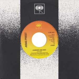 Diamonds And Rust / Dissident Aggressor, 7inch, UK 1977