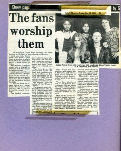 walsall-observer-may77