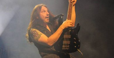 Mike LePond (Symphony X) – Steel Mill Interview