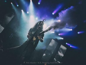 Kreator – The Circus, Helsinki February 10, 2017