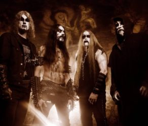 Unrelenting Black Metal! 1349 – Steel Mill Interview
