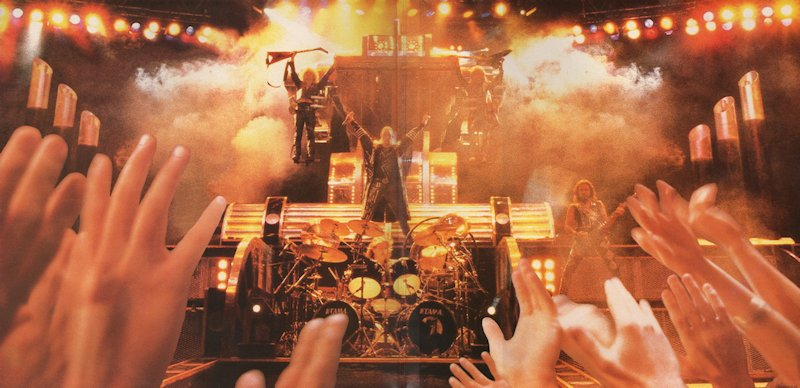 fuel for life 30 years from priest live k k downing s steel mill. Black Bedroom Furniture Sets. Home Design Ideas