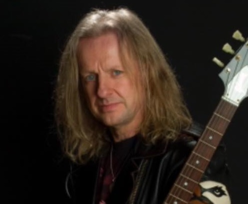 K.K. Downing Heavy Duty -memoir to be published in September 2018