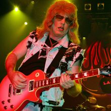 Jay Jay French (Twisted Sister) – Steel Mill Interview