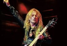 "K.K. Downing ""Heavy Duty"" US edition book cover released!"