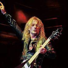 "Pre-order K.K. Downing's upcoming ""Heavy Duty"" book!"