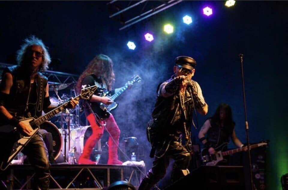 Judas Rising Northwest Chapter Tribute Interview
