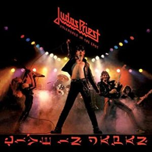 "Judas Priest: "" Unleashed In The East """