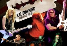 K.K. Downing to play a show of Judas Priest classics with Ripper Owens, Les Binks and David Ellefson!