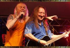 URIAH HEEP (with The Daltons & The Pirates) KEITELEJAZZ – Äänekoski 29.7.2007