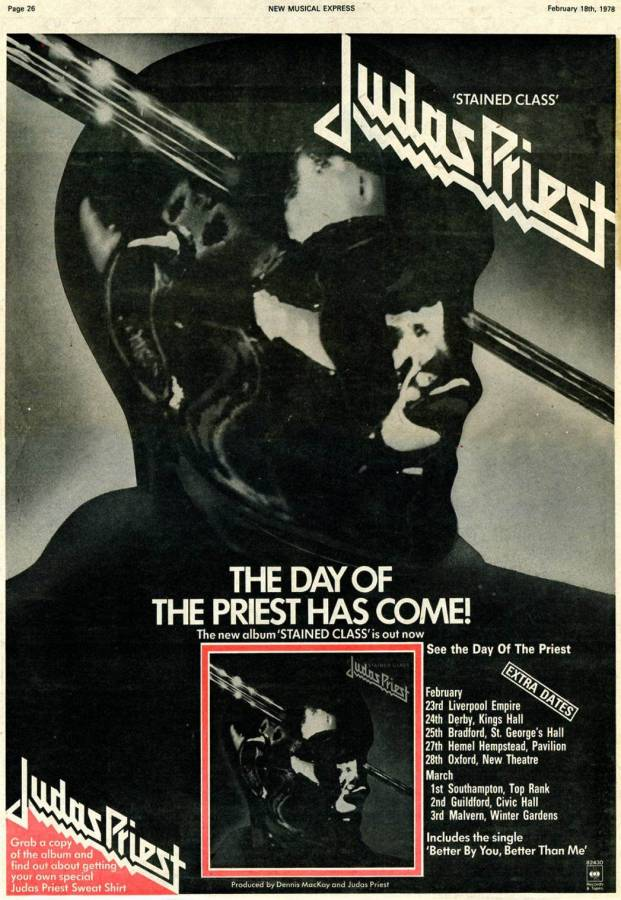 Let's rank Judas Priest, #5 SC-add2
