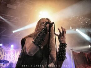 Day 2 of Steelfest Open Air 2018 pictures