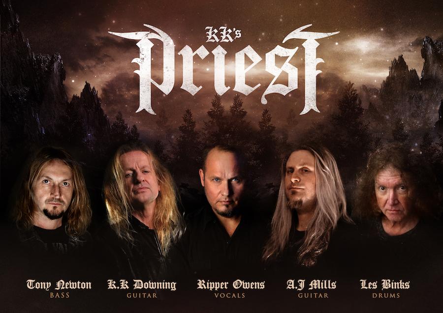 KK`s Priest - details of K.K.´s new band!